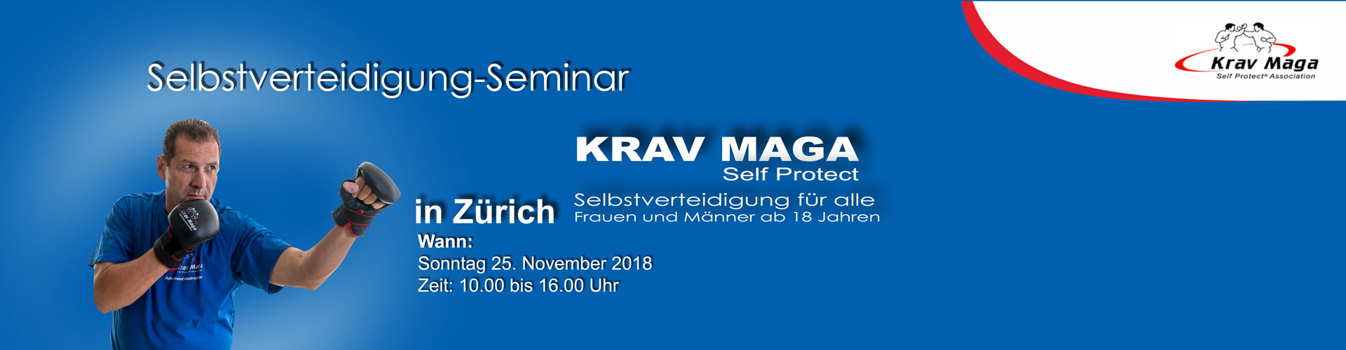 Krav Maga Workshop Zürich